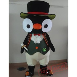 Cartoon Animal Cosplay Hat Penguin Mascot Costume