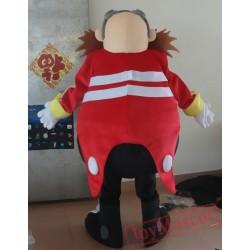 Bearded Repairman Mascot Costume
