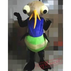 Animal Cartoon Mosquito Mascot Costume