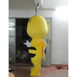Animal Yellow Bee Mascot Costume