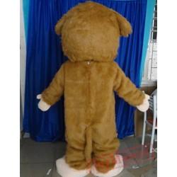 Animal Hamster Mascot Costume