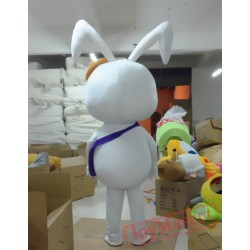 Animal Cartoon Plush Cartoon Rabbit Mascot Costume