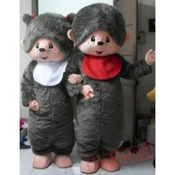 Animal Cartoon Cosplay Little Monkey Mascot Costume