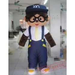 Animal Cartoon Cosplay Mascot Costume
