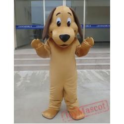 Animal Cartoon Little Dog Mascot Costume