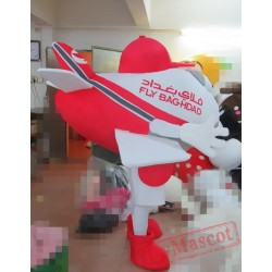 Aircraft Mascot Costume For Adullt & Kids