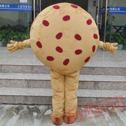 Biscuits Mascot Costume For Adullt & Kids