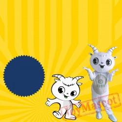 Cartoon Doll Mascot Costume For Adullt & Kids
