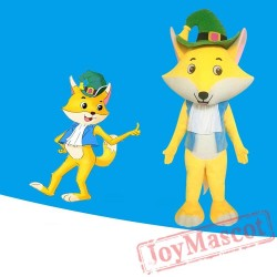 Bear Mascot Costume For Adullt & Kids