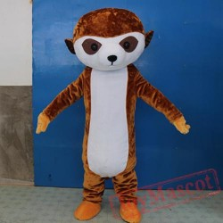 Adult Otter Mascot Costume For Adullt & Kids