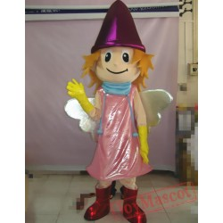 Angel Mascot Costume For Adullt & Kids