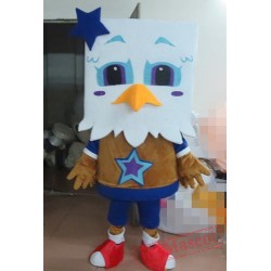 Eagle Mascot Costume For Adullt & Kids