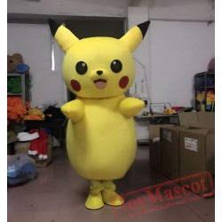 Pikachu Mascot Costume