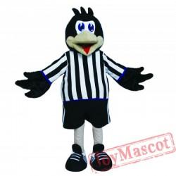 Black Bird Mascot Costume