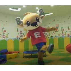 Deer Sport College Mascot Costumes