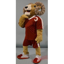 Power Rams Mascot Costume