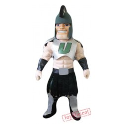 University Spartan Titan Trojan Mascot Costume
