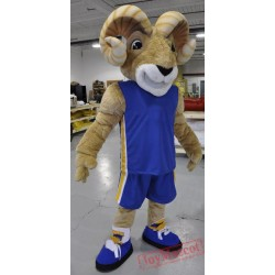 Power Sport Rams Mascot Costume