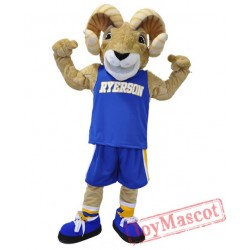 Ram Ryerson Mascot Costumes Sport Team