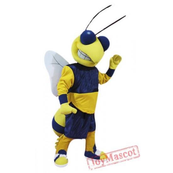 High School Hornet Mascot Costume