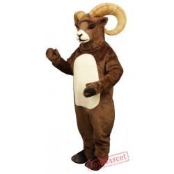 Rocky Ram Mascot Costume