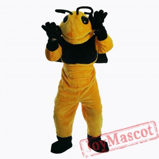 Power Hornet Mascot Costume