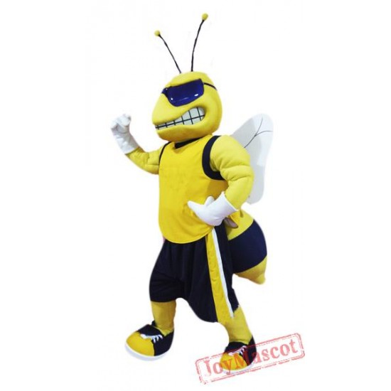Power Fierce Hornet Mascot Costume