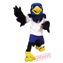 Blue Hawk / Eagles Mascot Costume