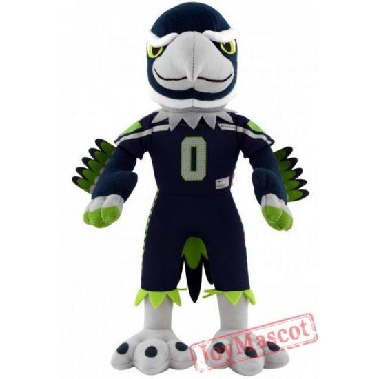 Seattle Seahawks Blitz Mascot Nfl Player Mascot Costume