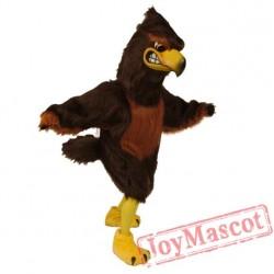 Majestic Hawk Mascot Costume