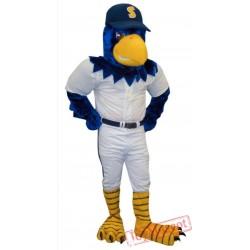 Spokane Riverhawk Mascot Costume