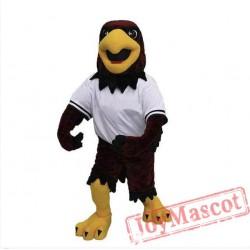 Sport Hawk Mascot Costume