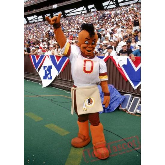 Indian Washington Redskins Mascot Costume