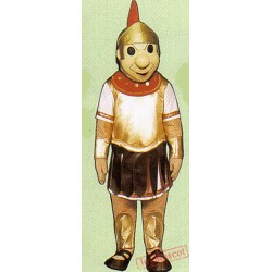 Brutus Mascot Costume