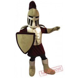 College Knight Mascot Costume