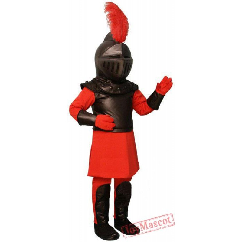 sc 1 st  Mascot & Red Knight Mascot Costume