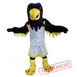 College Falcon Mascot Costume