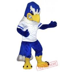 College Fierce Falcon Mascot Costume