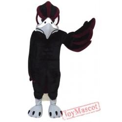 School Falcon Mascot Costume