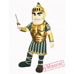 School Spartan Mascot Costume