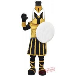 University Spartan Mascot Costume