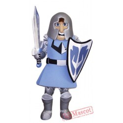 Crusader Mascot Costume