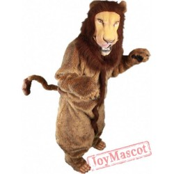 Best Quality Full Lion Mascot Costume