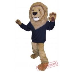 Vanguard Lion Mascot Costume