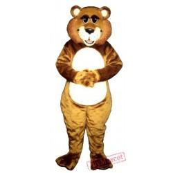 Baby Lion Mascot Costume