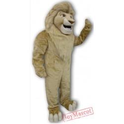 Cela Lion Mascot Costume