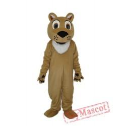 Doo Doo Lion Mascot Adult Costume