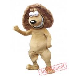 Lion Mascot Costumes