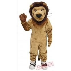 High School Lion Mascot Costume