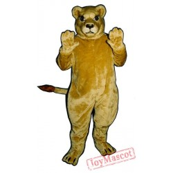 Lioness Mascot Costume